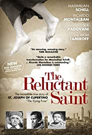 The Reluctant Saint Poster