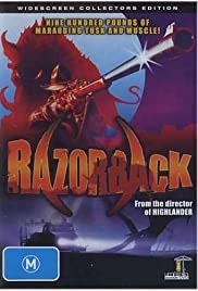 Razorback Poster