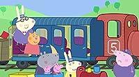 Grandpa Pig's Train to the Rescue