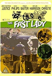 The Fast Lady Poster