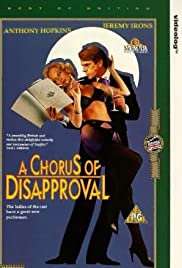 A Chorus of Disapproval (1989) Poster - Movie Forum, Cast, Reviews