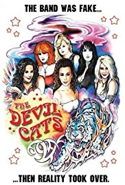 The Devil Cats Poster