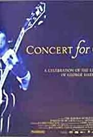 Concert for George (2003) Poster - Movie Forum, Cast, Reviews