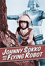 Johnny Sokko and His Flying Robot Poster