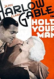 Hold Your Man Poster