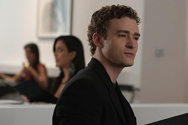 Justin Timberlake in The Social Network (2010)