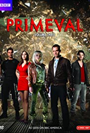 Primeval Poster - TV Show Forum, Cast, Reviews