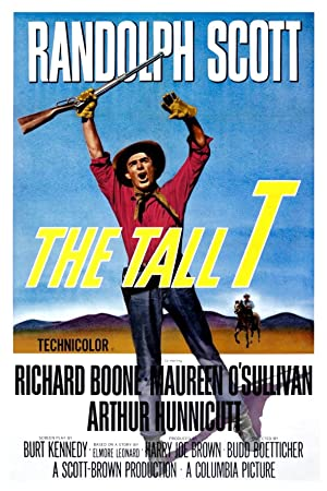 watch The Tall T full movie 720