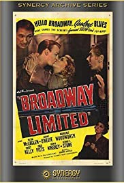 Broadway Limited (1941) Poster - Movie Forum, Cast, Reviews