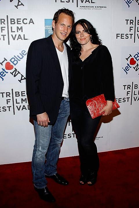 Dagmara Dominczyk and Patrick Wilson