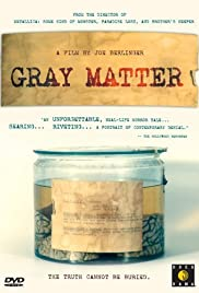 Gray Matter (2004) Poster - Movie Forum, Cast, Reviews