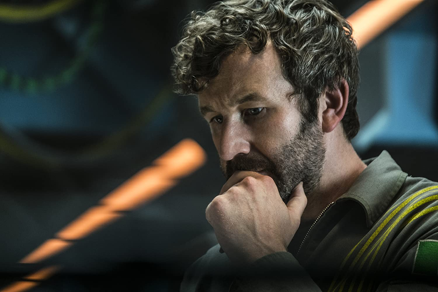Chris O'Dowd in The Cloverfield Paradox (2018)