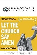 Let the Church Say, Amen