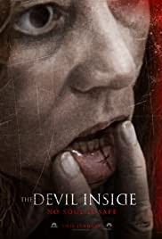 The Devil Inside (2012) Poster - Movie Forum, Cast, Reviews