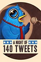 A Night of 140 Tweets: A Celebrity Tweet-A-Thon for Haiti (2010) Poster