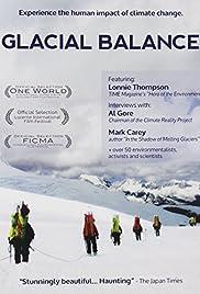 Glacial Balance Poster