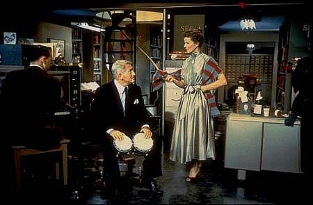5758-5 Katharine Hepburn and Spencer Tracy in