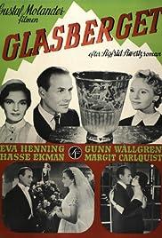 Glasberget Poster