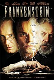 Frankenstein Poster - TV Show Forum, Cast, Reviews
