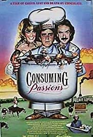Consuming Passions (1988) Poster - Movie Forum, Cast, Reviews