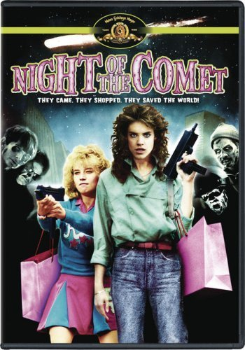 Night of the Comet (1984) DVD cover