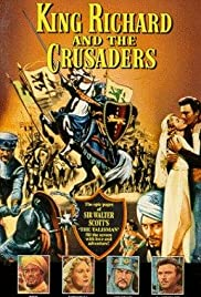 King Richard and the Crusaders Poster