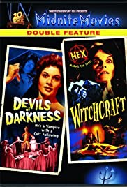 Devils of Darkness (1965) Poster - Movie Forum, Cast, Reviews