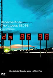 Depeche Mode: The Videos 86>98 Poster