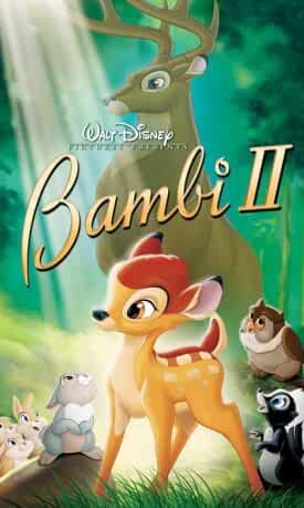 Bambi and The Great Prince of the Forest (Bambi II) >> 30s review