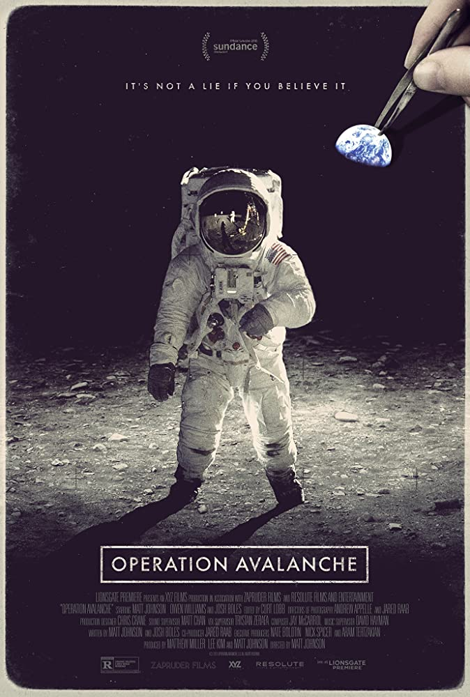 Operation Avalanche 2016 720p WEB-DL 300MB Movies