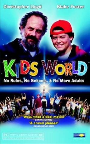 Christopher Lloyd and Blake Foster in Kids World (2001)