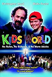 Kids World Poster