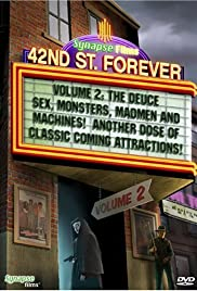 42nd Street Forever, Volume 2: The Deuce (2006) Poster - Movie Forum, Cast, Reviews