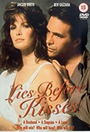 Lies Before Kisses (1991) Poster - Movie Forum, Cast, Reviews