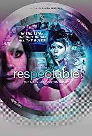 Respectable - The Mary Millington Story (2016) Poster - Movie Forum, Cast, Reviews