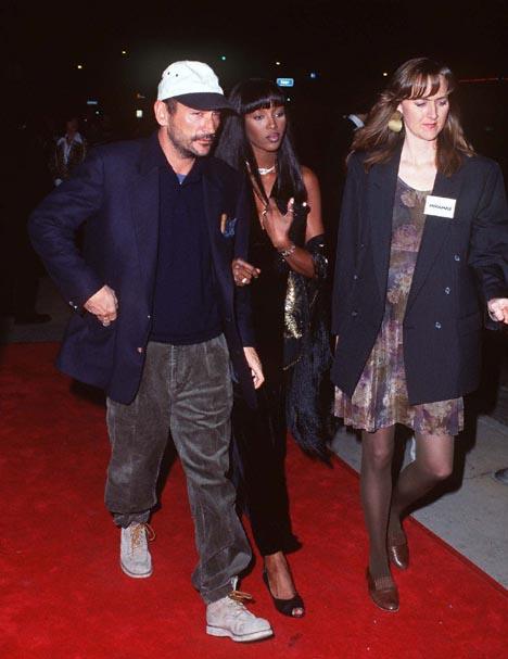 Naomi Campbell at From Dusk Till Dawn (1996)