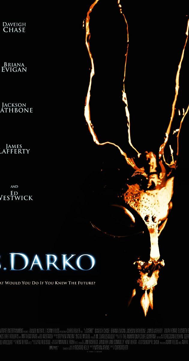 S Darko um Conto de Donnie Darko
