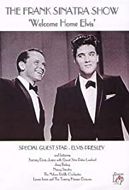 Frank Sinatra's Welcome Home Party for Elvis Presley Poster