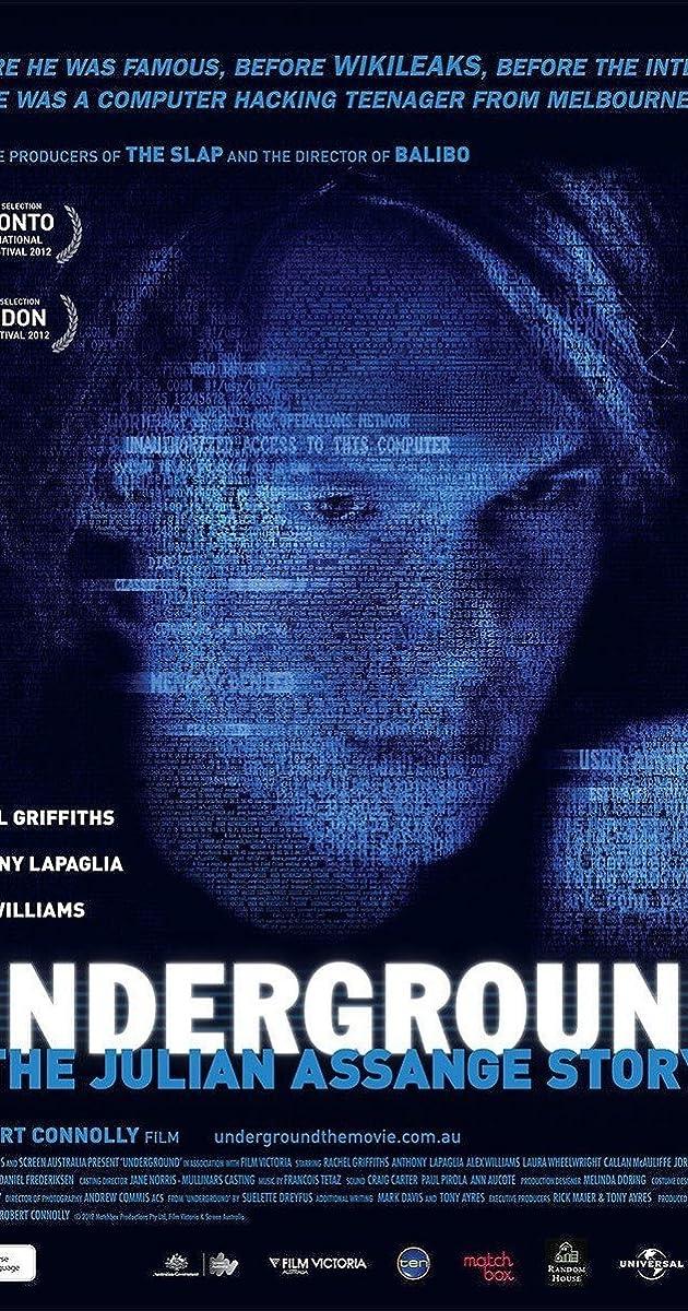 Underground The Julian Assange Story Legendado