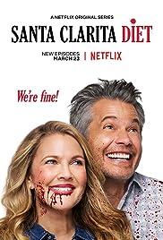 Santa Clarita Diet Poster - TV Show Forum, Cast, Reviews