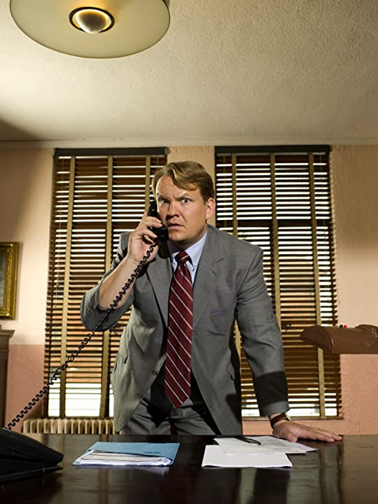 Andy Richter in Andy Barker, P.I. (2007)