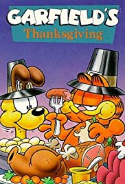 Garfield's Thanksgiving Poster