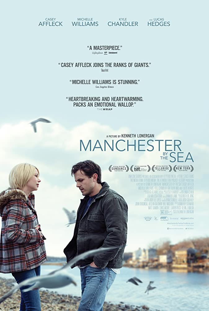 Manchester by the Sea 2016 720p HEVC WEB-DL 600MB