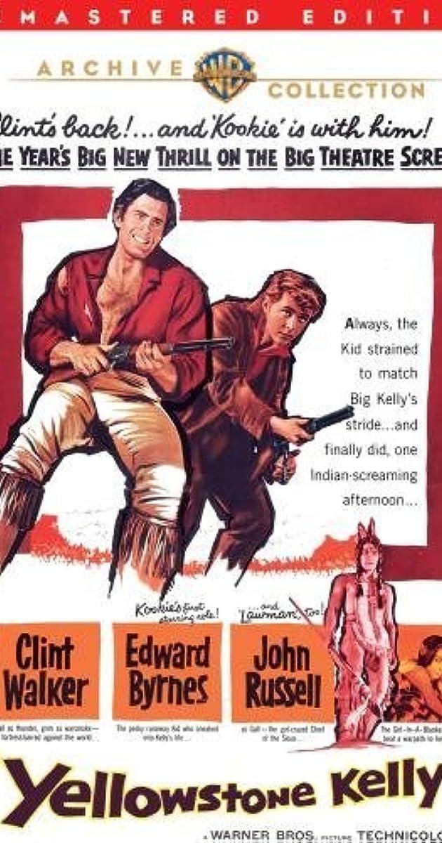 Yellowstone Kelly 1959 IMDb