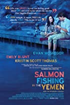 Salmon Fishing in the Yemen (2011) Poster