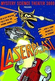 Laserblast Poster