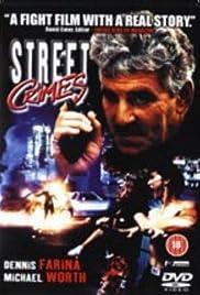 Street Crimes Poster