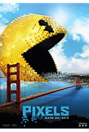 Watch Movie Pixels (2015)