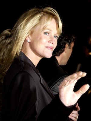 Melanie Griffith at an event for Vanilla Sky (2001)