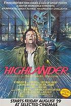 Highlander (1986) Poster
